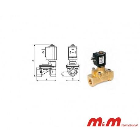 ELECTROVÁLVUAL (M&M INTERNACIONAL)