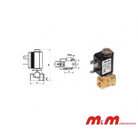 ELECTROVÁLVULA (M&M INTERNACIONAL)