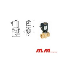 ELECTROVÁLVULA D238DVU (M&M INTERNACIONAL)