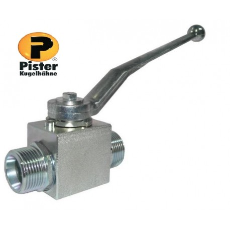 "LLAVE PASO 2/2 - 1/8"" PISTER"