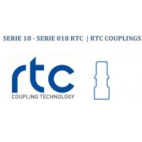 SERIE 018 RTC COUPLINGS