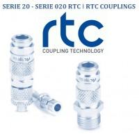 SERIE 020 RTC COUPLINGS
