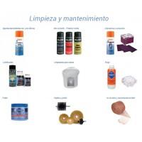 LIMPIEZA MANTENIMIENTO DE MOLDES