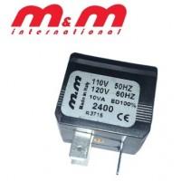 BOBINA 2400 M&M