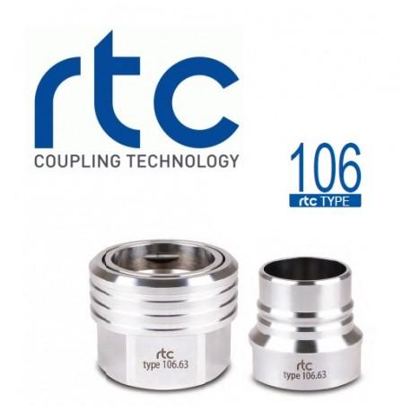 SERIE 106 RTC COUPLINGS