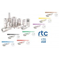 SERIE 170 RTC COUPLINGS