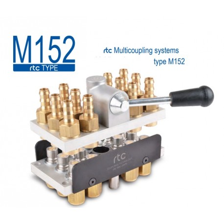 SERIE M152 RTC COUPLINGS
