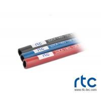 SCHLAUCH 9,5 X 15,5 ROT - GLATT (PUSH LOK)